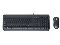 Image of Microsoft Wired Desktop 400 for Business - keyboard and mouse set
