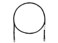 Panduit TX5e patch cable - 30.2 m - black
