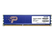 Patriot Signature Line - DDR3 - module - 4 GB - DIMM 240-pin - 1600 MHz / PC3-12800 - unbuffered