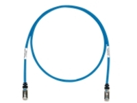 Panduit TX6A 10Gig patch cable - 11 m - blue