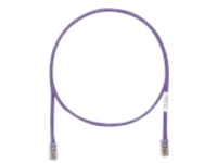 Panduit TX5e patch cable - 4.6 m - violet