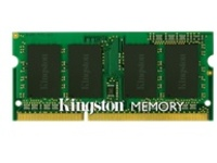 Kingston - DDR3 - module - 2 GB - SO-DIMM 204-pin - unbuffered