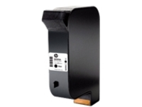 HP - black - original - ink cartridge