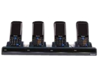 Intermec FlexDock Quad Dock with Ethernet - docking cradle