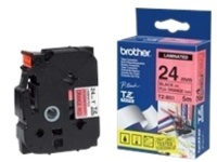 Brother TZe-B51 - laminated tape - 1 roll(s) - Roll (2.4 cm x 5 m)