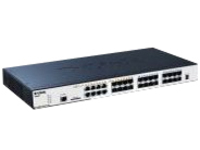 D-Link xStack DGS-3120-24SC - switch - 24 ports - managed