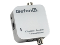 Gefen GefenTV Digital Audio Translator - coaxial/optical digital audio converter