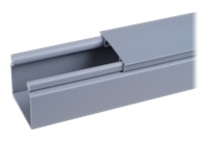 Panduit PANDUCT Type HS Hinged Cover Solid Wall Raceway - cable raceway cover