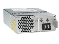 Cisco DC Power Supply with Front-to-Back Airflow - power supply - hot-plug - 400 Watt