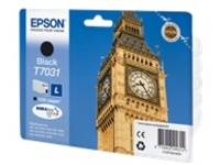 Epson T7031 - L size - black - original - ink cartridge