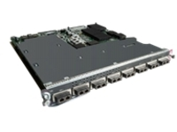 Cisco Catalyst 6900 Series 8-Port 10 Gigabit Ethernet Fiber Module with DFC4XL - expansion module