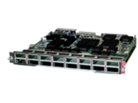 Cisco 16-Port 10 Gigabit Ethernet Fiber Module with DFC4 - expansion module - 16 ports