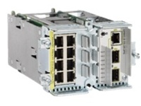 Cisco Ethernet Switch Module for the Cisco 2010 Connected Grid Router - switch - 8 ports - managed - plug-in module