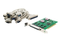 Lava Octopus-550 - serial adapter - PCI - 8 ports