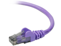 Belkin High Performance patch cable - 1.8 m - purple