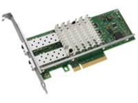 Intel X520-DA2 - network adapter - PCIe 2.0 x8 - 2 ports