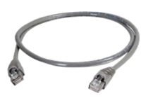 C2G Cat5e Snagless Unshielded (UTP) Network Patch Cable (TAA Compliant) - patch cable - TAA Compliant - 30.5 m - gray