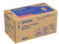 Epson - magenta - original - toner cartridge
