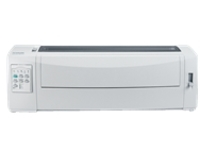 Image of Lexmark Forms Printer 2591+ - printer - monochrome - dot-matrix