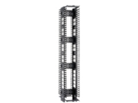 Panduit PatchRunner High Capacity Vertical Cable Management System rack cable management panel - 45U
