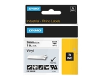 DYMO Rhino Coloured Vinyl - tape - 1 roll(s) - Roll (2.54 cm x 5.5 m)