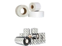 Intermec Thermal Transfer Bundle Light Durability - print ribbon / labels kit