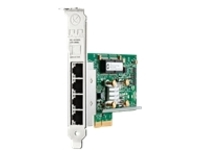 HPE 331T - network adapter - PCIe 2.0 x4 - Gigabit Ethernet x 4