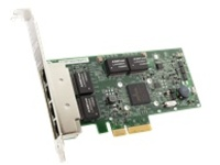 Broadcom NetXtreme I Quad Port - network adapter - PCIe 2.0 x4 - Gigabit Ethernet x 4