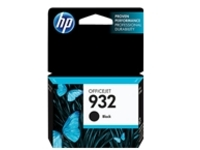 HP 932 - Black - original - ink cartridge - for Officejet 6100, 6600 H711a, 6700, 7110, 7510, 7610, 7612
