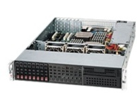 Supermicro SC213 LT-600LPB - rack-mountable - 2U - extended ATX