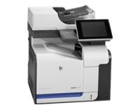 Image of HP LaserJet Enterprise 500 color M575dn - multifunction printer ( color )