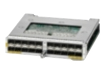 Cisco 20-port 1-Gigabit Ethernet Modular Port Adapter - expansion module - 20 ports