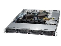 Supermicro SuperServer 6017R-TDAF - rack-mountable - no CPU - 0 GB
