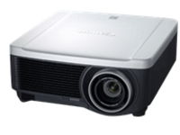 Canon REALiS SX6000 - LCOS projector - standard lens