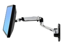 Ergotron LX Wall Mount LCD Arm - mounting kit