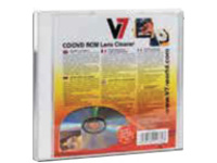 V7 CD/DVD lens cleaning kit