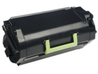 Lexmark 621H - High Yield - black - original - toner cartridge - LCCP, LRP