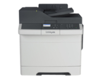Image of Lexmark CX310n - multifunction printer ( color )