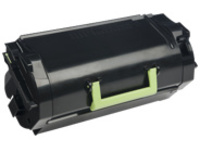 Lexmark 620XA - Extra High Yield - black - original - toner cartridge - LCCP