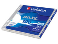 Verbatim - BD-R XL x 1 - 100 GB - storage media