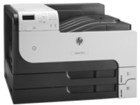 HP LaserJet Enterprise 700 Printer M712dn - printer - monochrome - laser