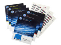 HPE Ultrium 6 RW Bar Code Label Pack - barcode labels