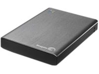 Seagate Wireless Plus STCK1000101 - NAS server - 1 TB