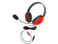 Califone Listening First Stereo Headset 2800RD-AV - headset