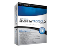 ShadowProtect Server (v. 5.x) - license + 1 Year Maintenance - 3 servers