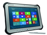 "Image of Panasonic Toughpad FZ-G1 - 10.1"" - Core i5 3437U - Windows 8 Pro 64-bit - 4 GB RAM - 128 GB SSD"