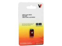 V7 VU232GCR-RED-2E - USB flash drive - 32 GB