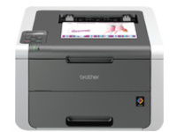 Brother HL-3140cw - Printer - color - LED - A4/Legal - 600 x 2400 dpi - up to 19 ppm (mono) / up to 19 ppm (color) - capacity: 250 sheets - USB 2.0, Wi-Fi(n)