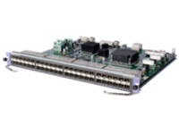 HPE 48-port GbE SFP SD TAA-compliant Module - expansion module