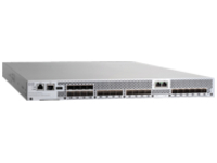 HPE 1606 Base Extension SAN - switch - 6 ports - managed - rack-mountable - with 2.4M Jumper Cable (IEC320 C13/C14 M/F …